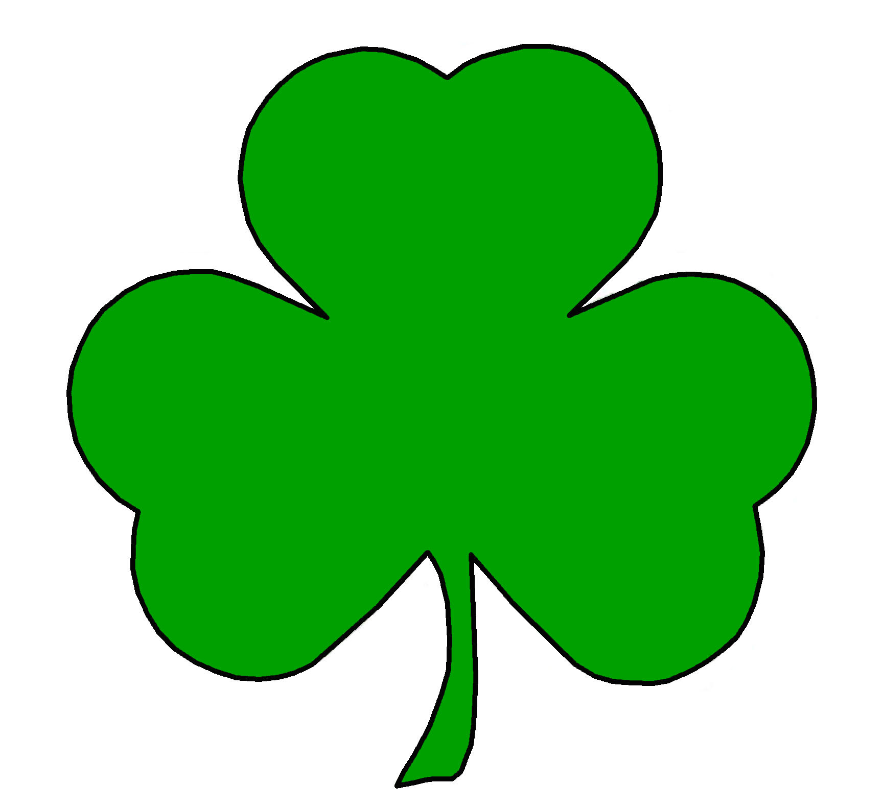 Cartoon Shamrock shamrock cartoon related keywords & suggestions ...