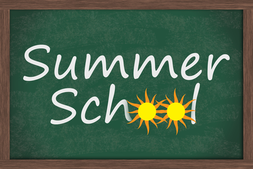 Image result for summer school image
