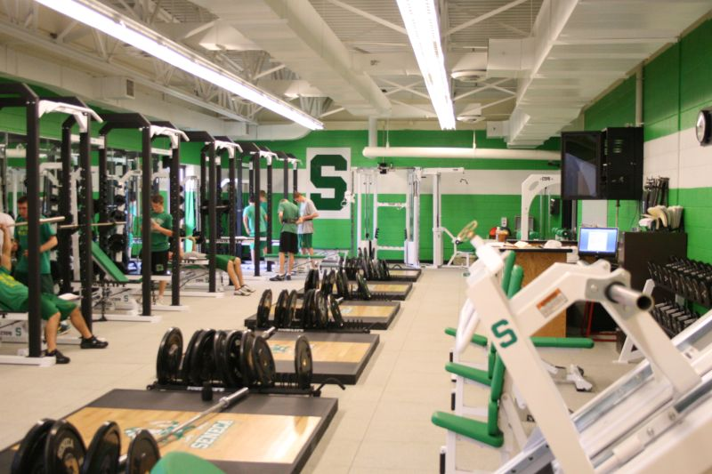 Seneca high school physical fitness and nutrition