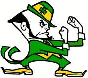 Seneca Irish Mascot