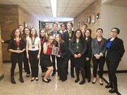 Speech Team Members