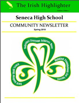 District Newsletter Cover Image